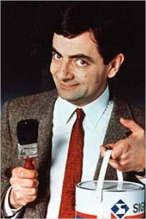 Mr Bean : Photo Rowan Atkinson