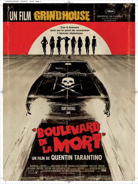 Boulevard de la mort - un film Grindhouse [FRENCH] [BRRiP AC3]