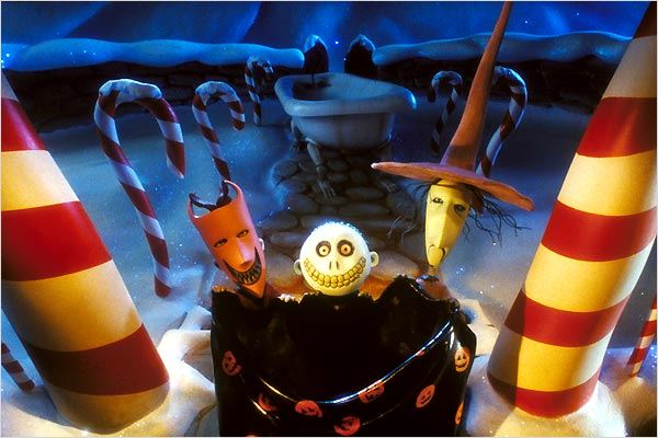 L&#39;Etrange No&#235;l de M. Jack : photo Henry Selick, Tim Burton