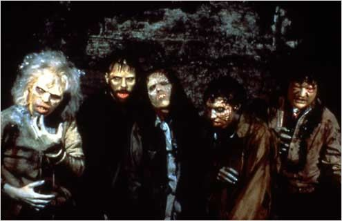 Le Jour des morts-vivants : photo George A. Romero