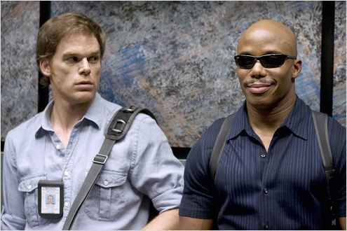 Dexter : Photo Erik King, Michael C. Hall