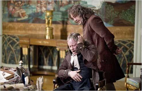 Les Fantômes de Goya : Photo Javier Bardem, Milos Forman, Stellan Skarsgård