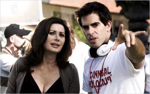 Hostel - Chapitre II : photo Edwige Fenech, Eli Roth