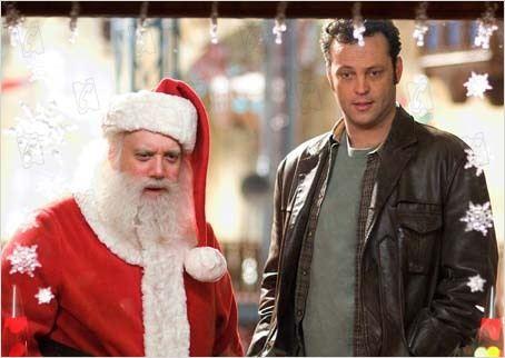 Frère Noël : photo David Dobkin, Paul Giamatti, Vince Vaughn