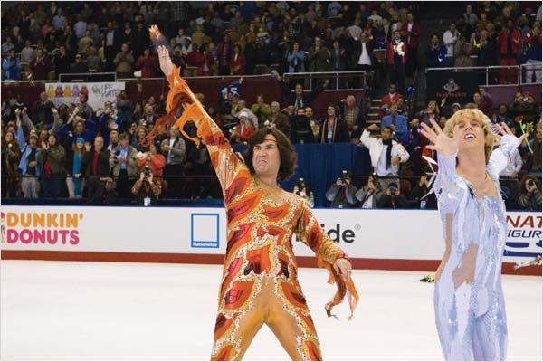 Les Rois du patin : photo Jon Heder, Josh Gordon, Will Ferrell, Will Speck