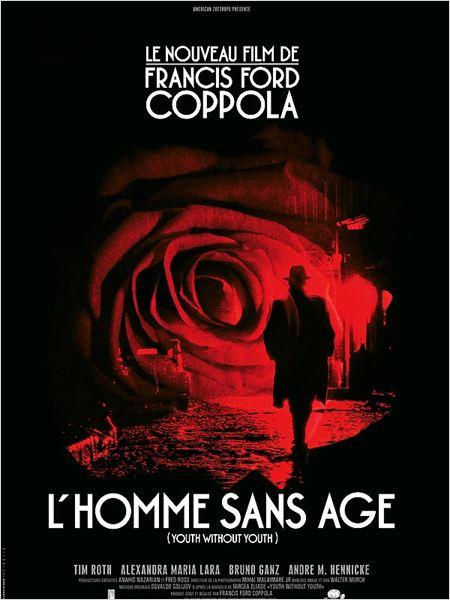 L'Homme sans âge : Affiche Francis Ford Coppola