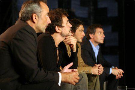 Confidences : Photo Antoine Duléry, Laurent Olmedo, Olivier Marchal, Stéphan Guérin-Tillié