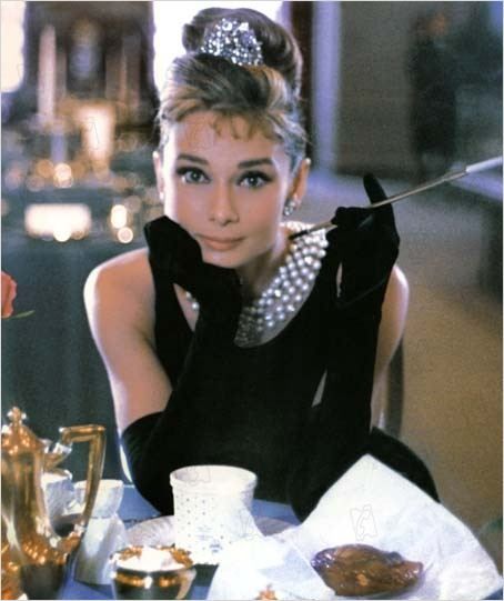Diamants sur canapé : Photo Audrey Hepburn, Blake Edwards