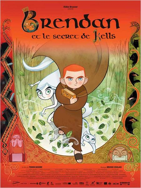 [MULTI] Brendan et le secret de Kells [DVDRiP] [FRENCH] [AC3]