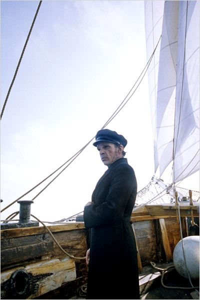 Capitaine Achab : photo Denis Lavant, Philippe Ramos
