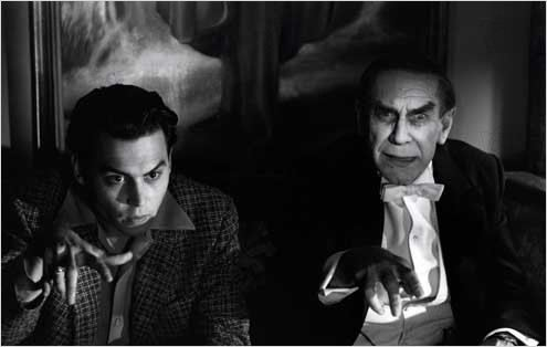 Ed Wood : Photo Johnny Depp, Martin Landau, Tim Burton