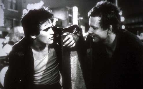 Rusty James : Photo Francis Ford Coppola, Matt Dillon, Mickey Rourke