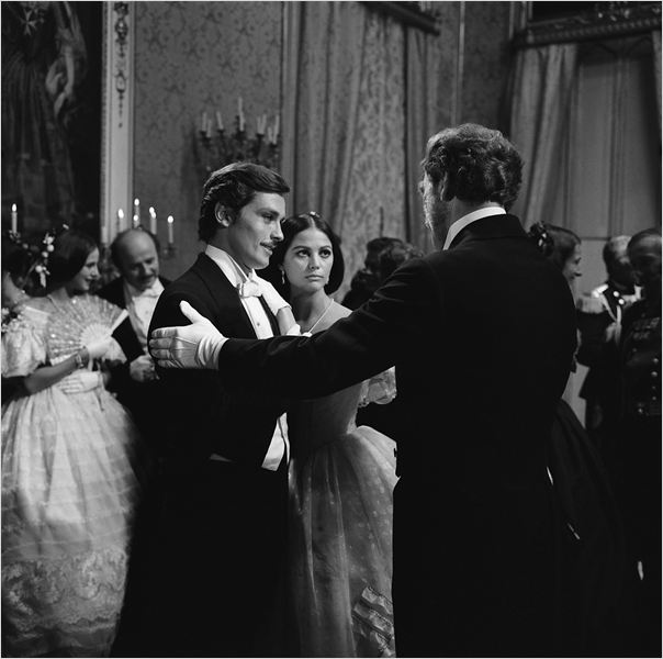 Le Guépard : Photo Alain Delon, Burt Lancaster, Claudia Cardinale, Luchino Visconti
