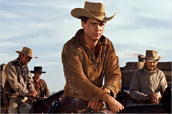 Rio Bravo : Photo Howard Hawks, Ricky Nelson