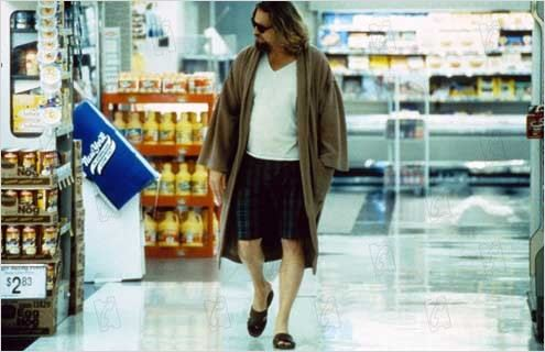 The Big Lebowski : photo Jeff Bridges, Joel Coen