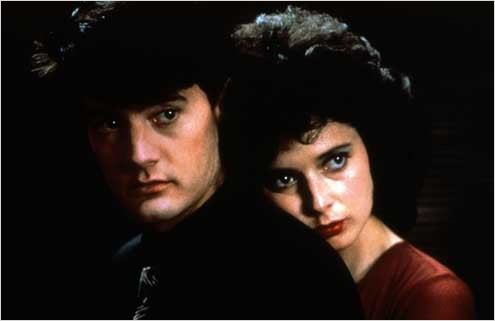 Blue Velvet : photo David Lynch, Isabella Rossellini, Kyle MacLachlan
