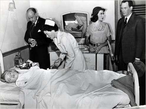 Niagara : Photo Henry Hathaway, Jean Peters, Marilyn Monroe