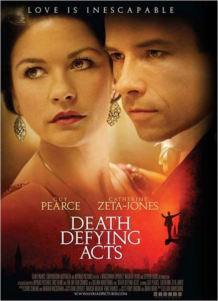 Au-delà de l'illusion : affiche Catherine Zeta-Jones, Gillian Armstrong, Guy Pearce