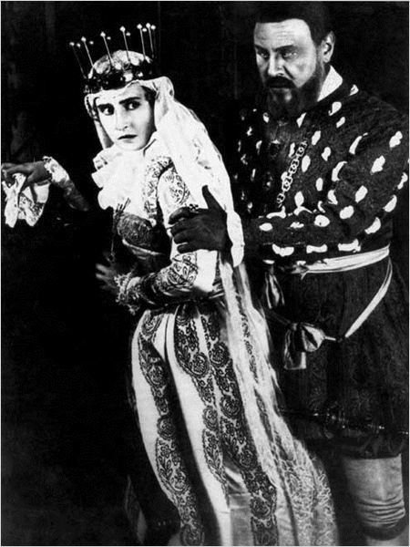 Anne Boleyn : Photo Emil Jannings, Henny Porten