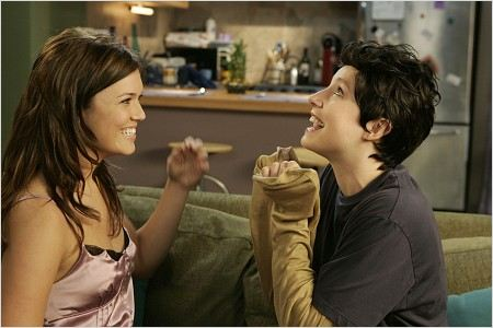 Scrubs : photo Mandy Moore, Sarah Chalke