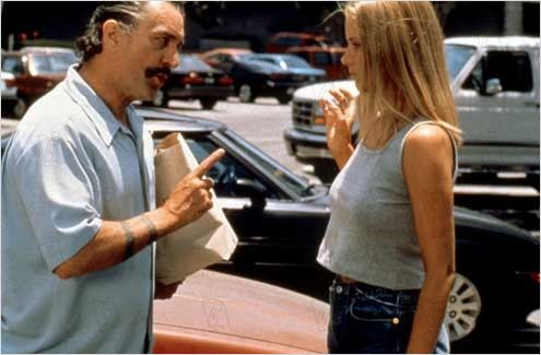Jackie Brown : photo Bridget Fonda, Quentin Tarantino, Robert De Niro