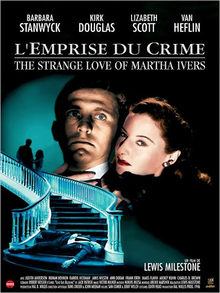 L&#39;Emprise du crime : affiche