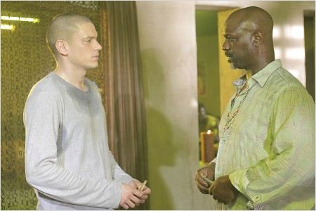 Prison Break : Photo Robert Wisdom, Wentworth Miller