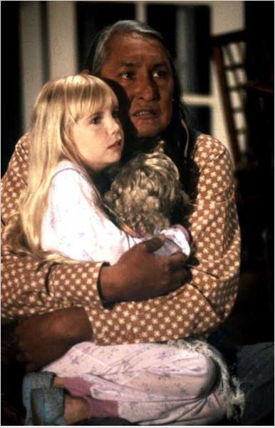 Poltergeist II : photo Brian Gibson, Heather O'Rourke