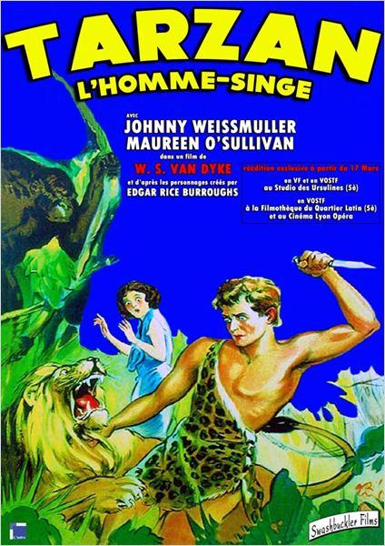 Tarzan, l'homme singe
