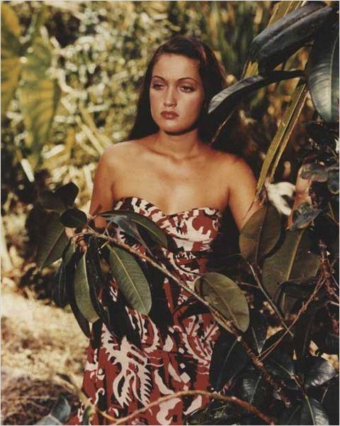 Photo Dorothy Lamour