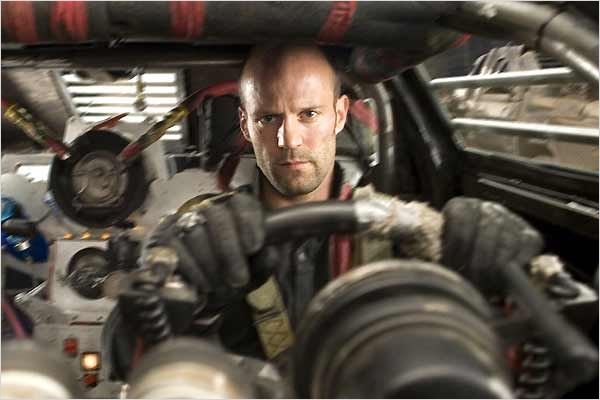 Course à la mort : photo Jason Statham, Paul W.S. Anderson