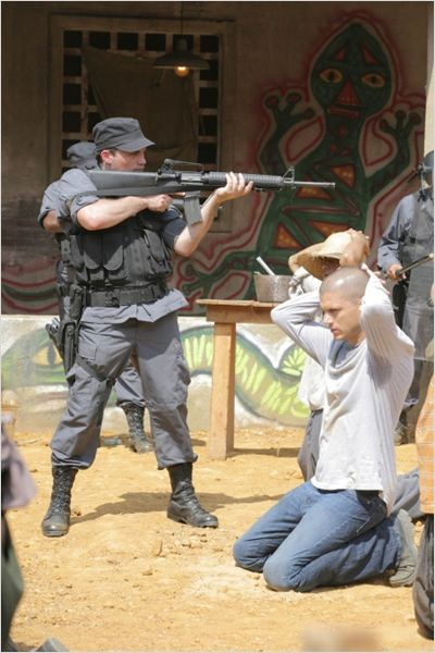 Prison Break : Photo Wentworth Miller
