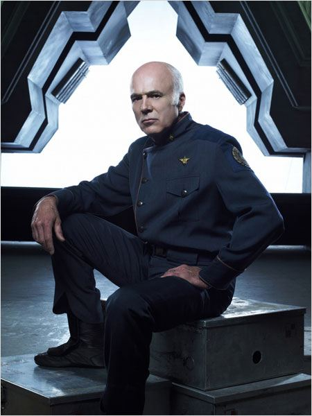 Battlestar Galactica : Photo Michael Hogan