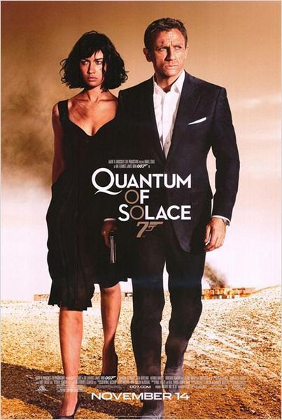 Download Movie Quantum Of Solace en Streaming