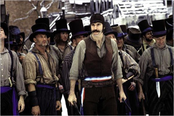 Gangs of New York : photo Daniel Day-Lewis, Martin Scorsese