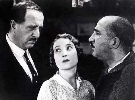 Fanny : Photo Fernand Charpin, Marcel Pagnol, Orane Demazis, Raimu