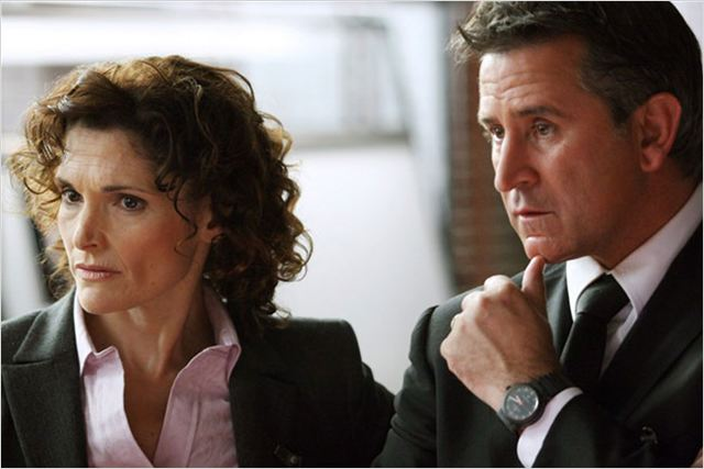 FBI : portés disparus : photo Anthony LaPaglia, Mary Elizabeth Mastrantonio