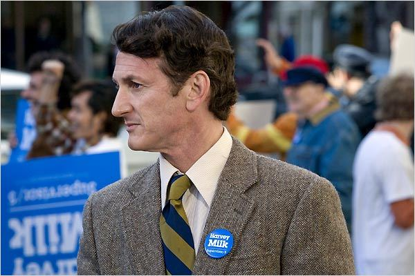 Harvey Milk : Photo Gus Van Sant, Sean Penn