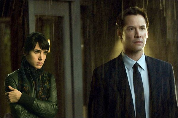 Le Jour où la Terre s'arrêta : Photo Jennifer Connelly, Keanu Reeves, Scott Derrickson