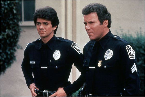 Hooker : photo Adrian Zmed, William Shatner