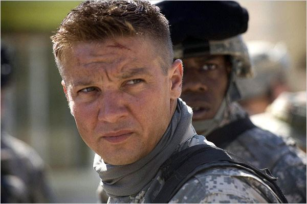 D&#233;mineurs : photo Jeremy Renner, Kathryn Bigelow