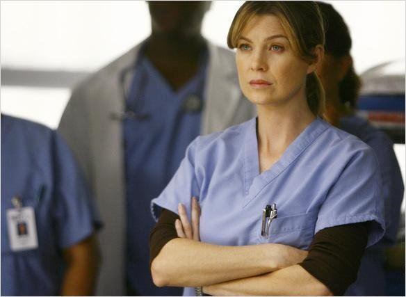 Grey's Anatomy : Photo Ellen Pompeo