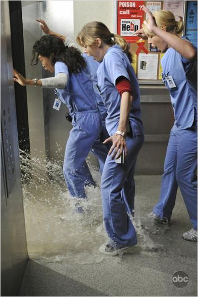 Grey's Anatomy : photo Ellen Pompeo, Katherine Heigl, Sandra Oh