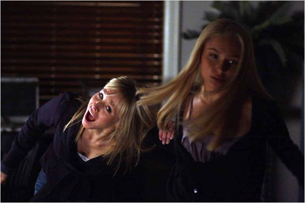 Heroes : Photo Hayden Panettiere, Kristen Bell