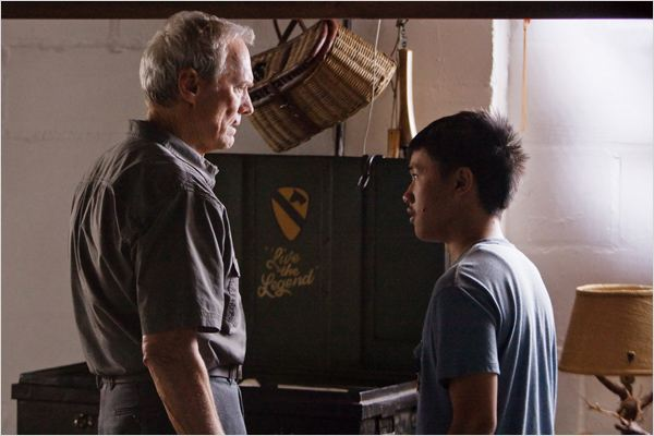 Gran Torino : photo Bee Vang, Clint Eastwood