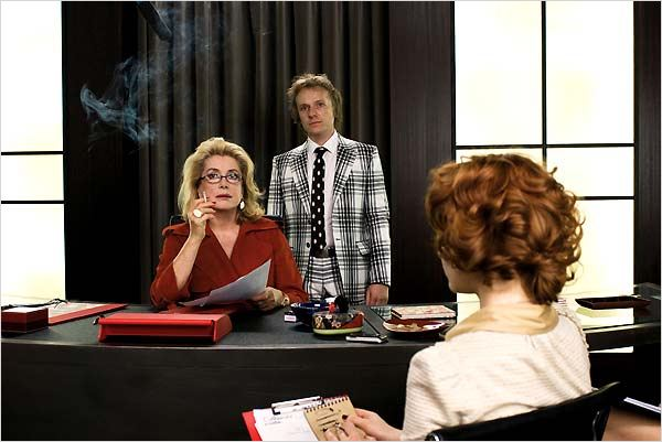Cyprien : Photo Catherine Deneuve, David Charhon, Laurent Stocker