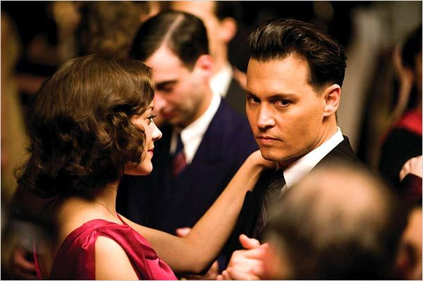 Public Enemies : Photo Johnny Depp, Marion Cotillard, Michael Mann