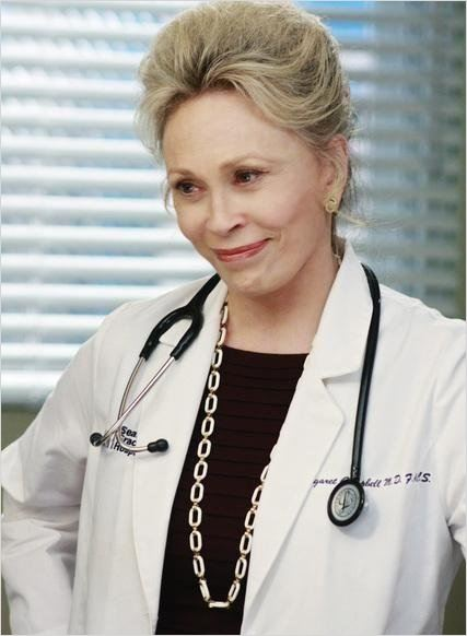 Grey's Anatomy : photo Faye Dunaway