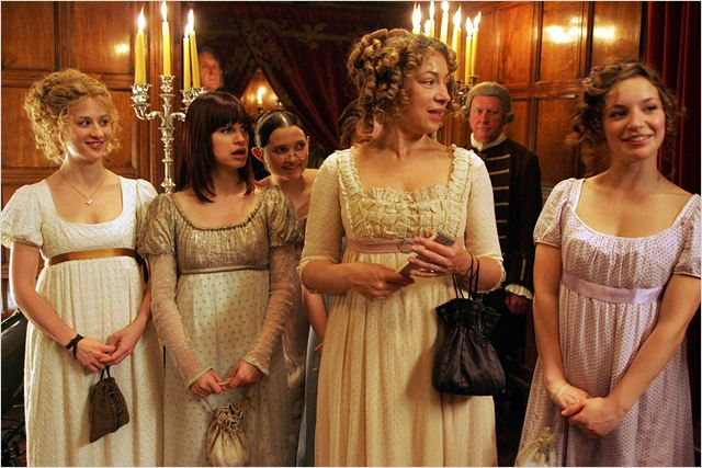 Photo Alex Kingston, Jemima Rooper, Morven Christie, Perdita Weeks