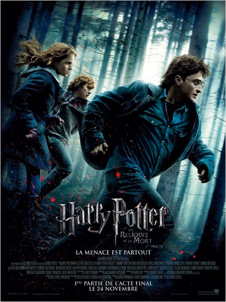 [MULTI] Harry Potter et les reliques de la mort - partie 1 (2010) [FRENCH] (AC3) [BRRip]